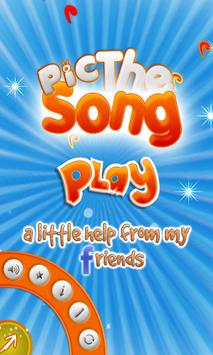 Pic The Song - music toon quiz apk screenshot