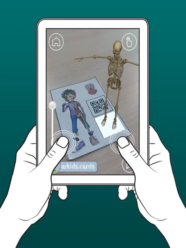 AR Anatomía 4D+ for Android - APK Download