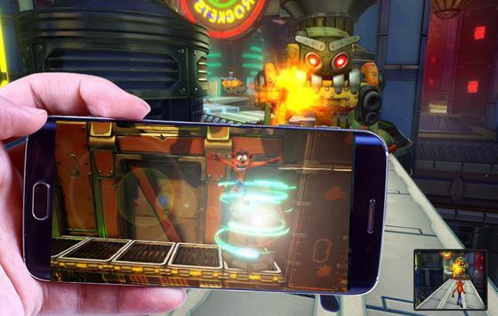 New Crash Fox Bandicout of Adventure screenshot 7