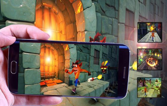 New Crash Fox Bandicout of Adventure screenshot 3