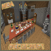 Mod DecoCraft for MCPE icon