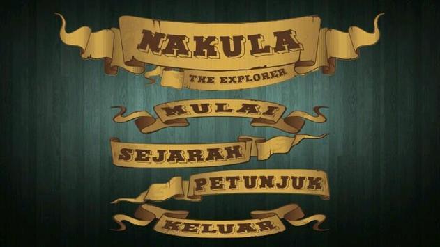 Nakula The Explorer poster