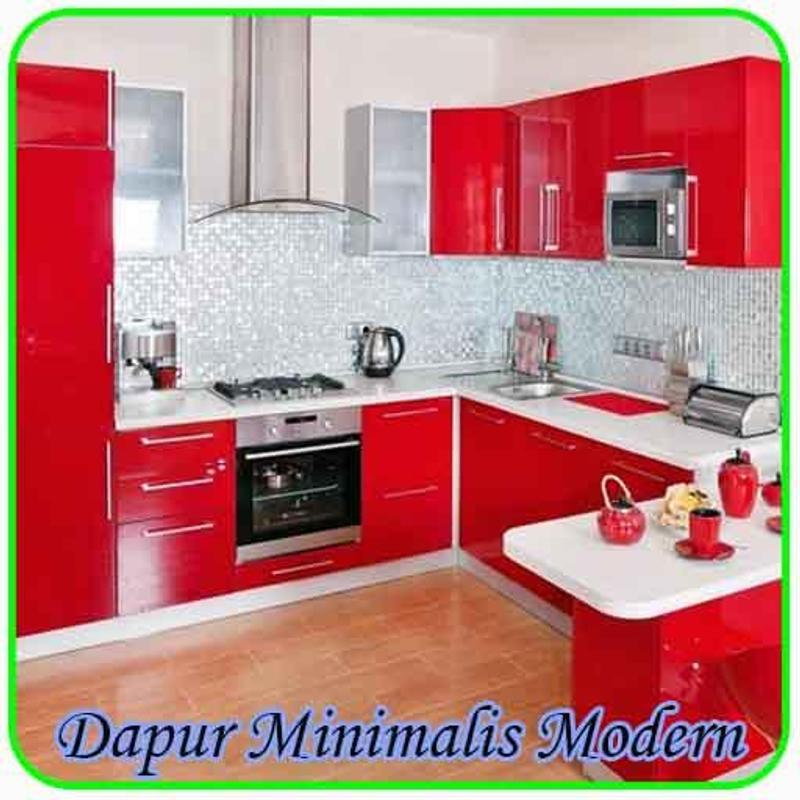 Dapur Minimalis Modern Screenshot 2