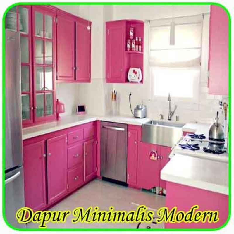 Dapur Minimalis Modern Screenshot 3