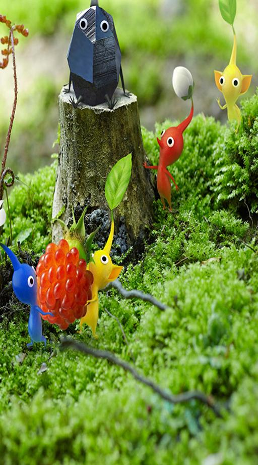 Wallpaper Pikmin Hd For Android Apk Download
