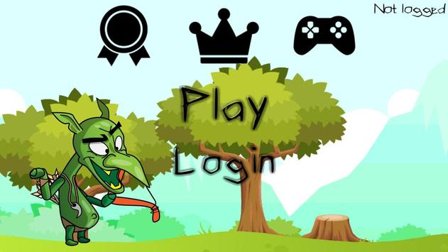 Bad Goblin Archer apk screenshot