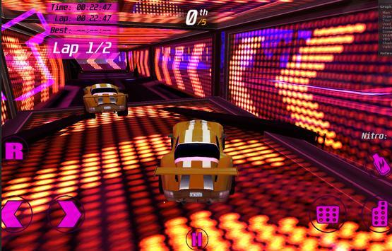 Speedy 3D Sport Car Racer Demo screenshot 10