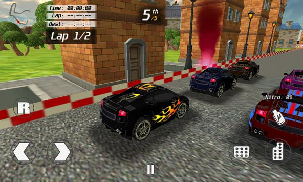 country side racer 3d FREE screenshot 2