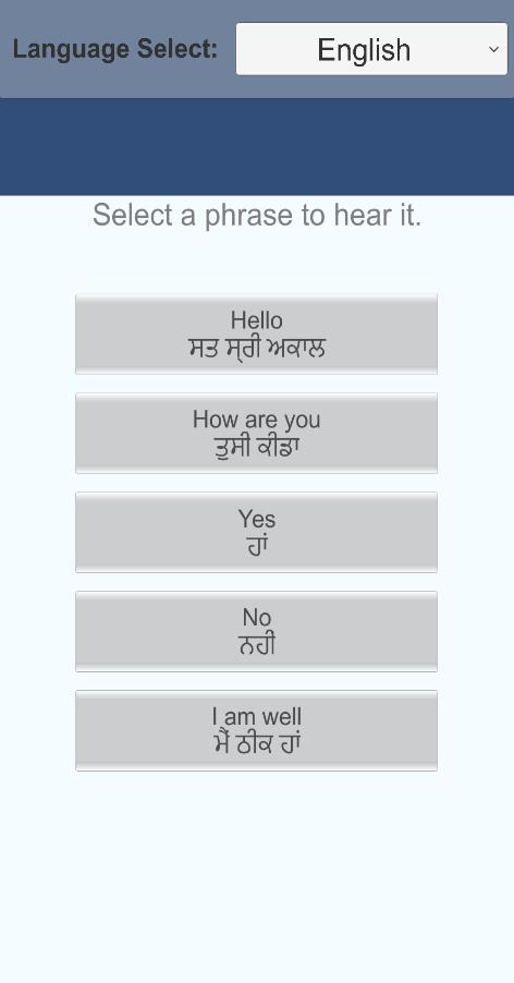 Learn Punjabi for Android - APK Download