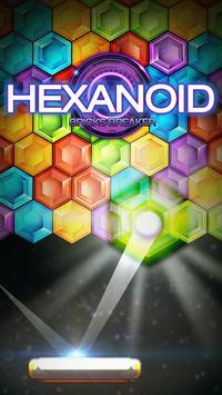 Hexanoid poster
