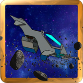 Flappy Shuttle: Galaxy icon