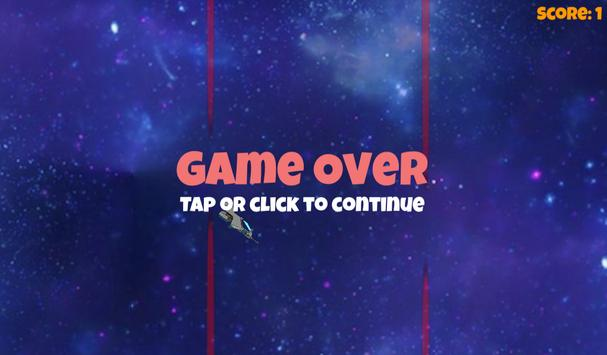 Flappy Shuttle: Galaxy apk screenshot