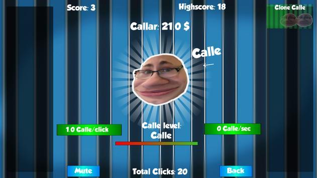 Calle Clicker screenshot 1
