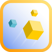 Fading Cubes icon