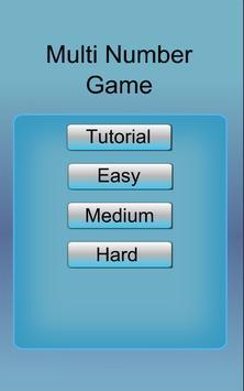 Multi Number Game screenshot 8