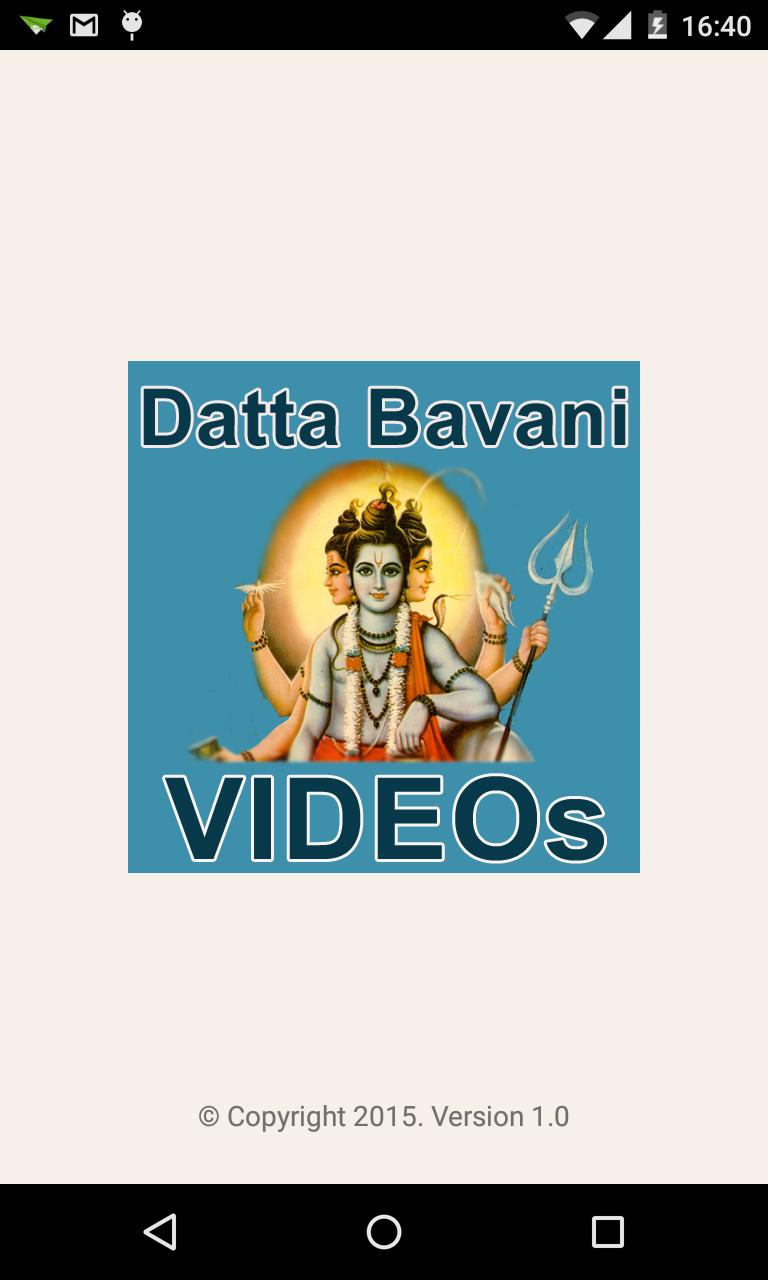 Datta Bavani Videos for Android - APK Download