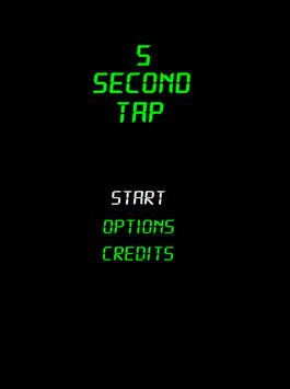 5 Second Tap poster