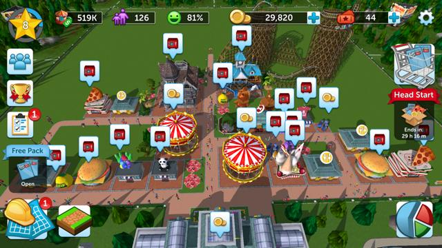 FREETips RollerCoaster Tycoon Touch Guide 2018 for Android