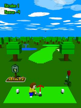 Tappy Golf poster