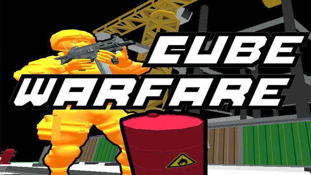 Cube Warfare apk screenshot