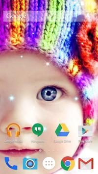 Baby Live Wallpapers apk screenshot