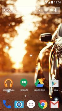 Cars live wallpapers screenshot 1