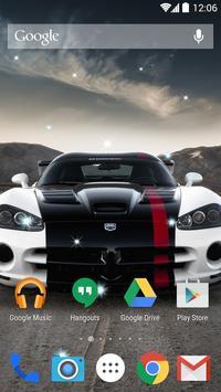 Cars live wallpapers screenshot 2