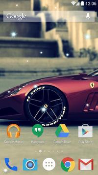 Cars live wallpapers screenshot 4
