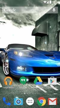 Cars live wallpapers screenshot 5
