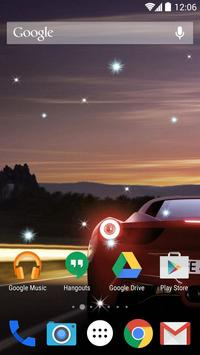 Cars live wallpapers screenshot 6
