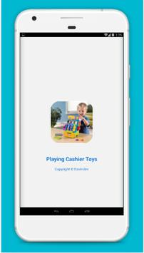 Playing Cashier Toys poster