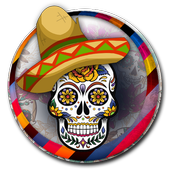Day Of The Dead Photo Editor icon