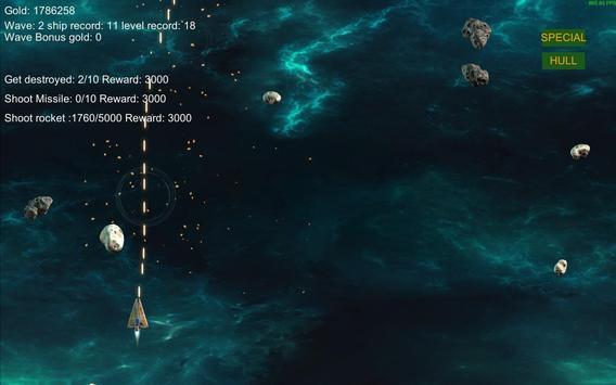 Space Shooter: armageddon screenshot 2