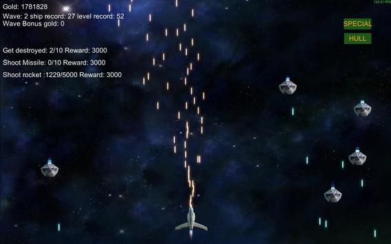 Space Shooter: armageddon screenshot 5