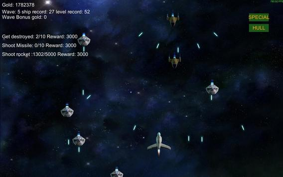 Space Shooter: armageddon screenshot 6