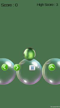 bubblejump poster