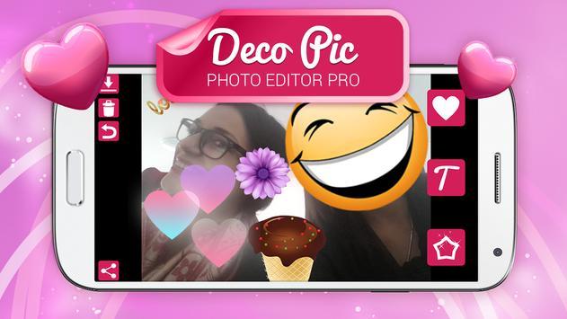 Decorator Photo Editor Pro apk screenshot