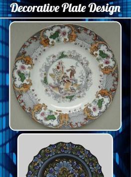 Decorative Plate Design poster