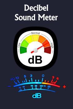 Decibel - Sound Test poster