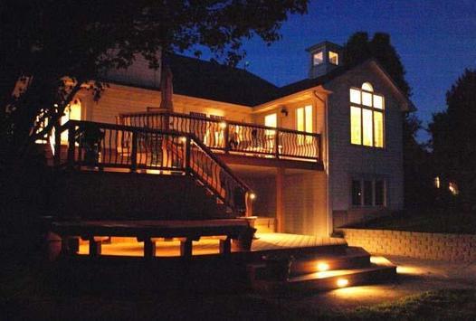 Deck Lighting Ideas apk screenshot