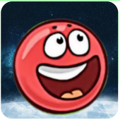 Red Ball Space Adventure icon