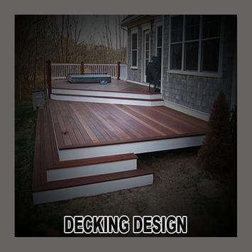 Decking Design poster