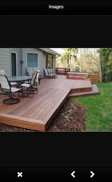 Decking Design Ideas screenshot 2