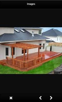 Decking Design Ideas screenshot 3