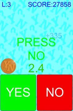 Yes or No screenshot 1