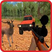 4x4 Off Road Hunting Simulator icon