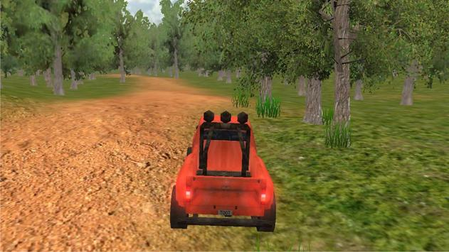 4x4 Off Road Hunting Simulator screenshot 3