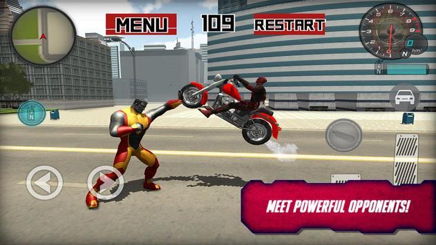 Dead boolean Superhero 3D screenshot 4