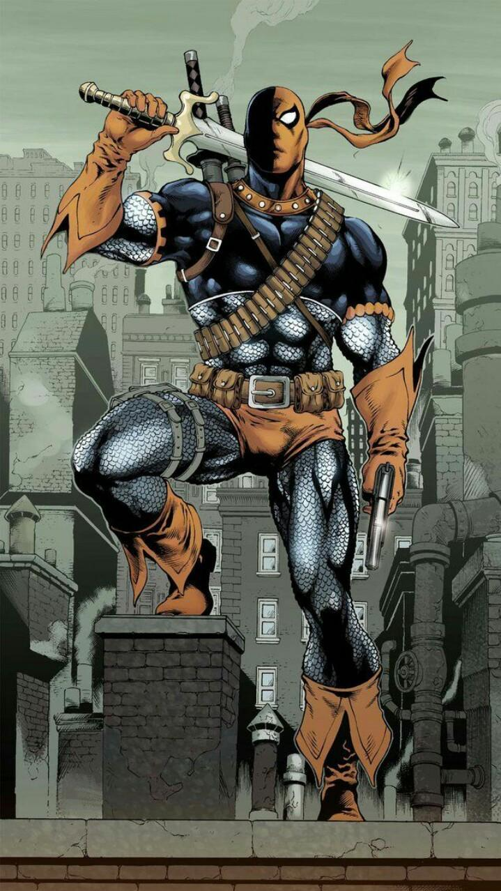 Deathstroke Wallpaper For Android Apk Download