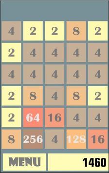 Just Get 2048 apk screenshot